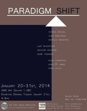 Paradigm Shift-Poster